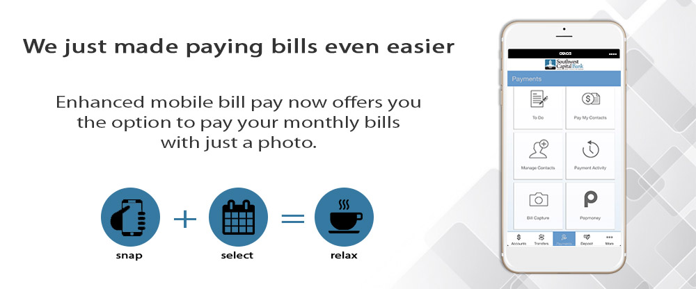 Enhanced Bill Pay